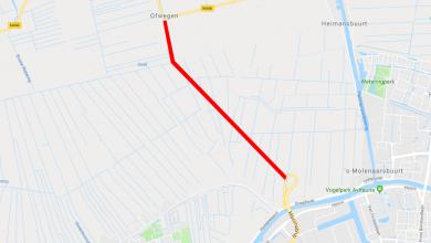 Weinig steun voor weg tussen Máximabrug en N446