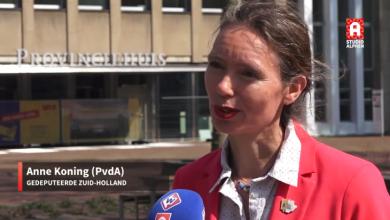 Gedeputeerde Provincie Anne Koning : 'Geen woningbouw buiten bebouwde kom'